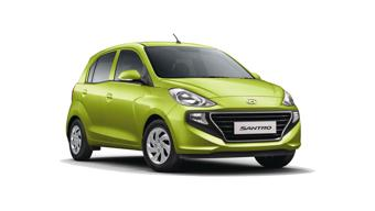 Hyundai Santro Vs Maruti Suzuki Ignis