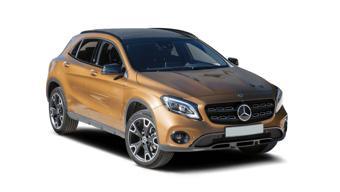 Mercedes Benz GLA Class Images