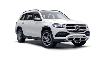 Mercedes Benz GLS Vs Toyota Land Cruiser Prado