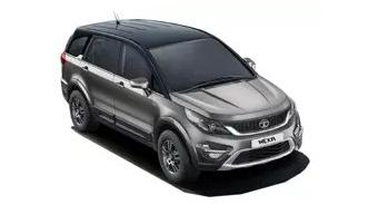 Tata Hexa Vs Tata Harrier