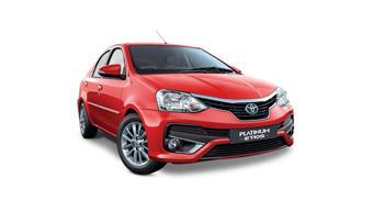 Toyota Platinum Etios Vs Mahindra Verito