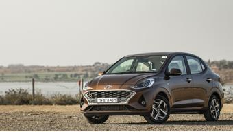 Hyundai Aura First Drive Review