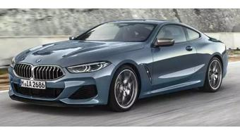 BMW 8 Series Image