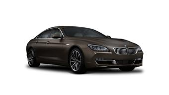 BMW 6 Series Gran Coupe Images