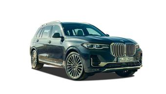 Mercedes Benz GLS Vs BMW X7