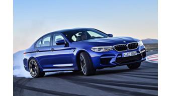 BMW M5 claims the 2018 World Performance Car Award
