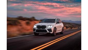 BMW X5 M Competition introduced in India at Rs 1.94 crore
