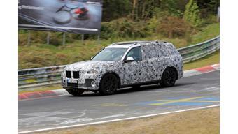 BMW X7 engine list leaked ahead of Frankfurt debut