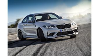 BMW launched the M2 Competition in India at Rs 79.9 lakhs
