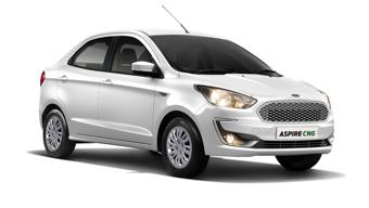 Ford Aspire CNG launched in India at Rs 6.27 lakhs