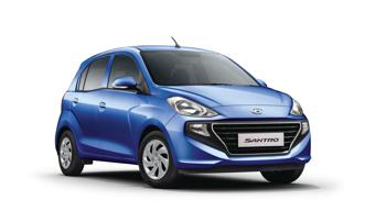 Hyundai launches BS6 Santro CNG at Rs 5.84 lakh
