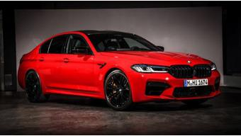 BMW M5 Facelift