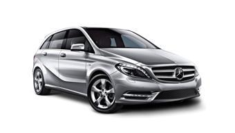 Mercedes Benz B Class image
