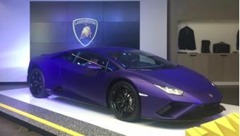 Lamborghini launches the Huracan Evo RWD in India; prices start at Rs 3.22 crores