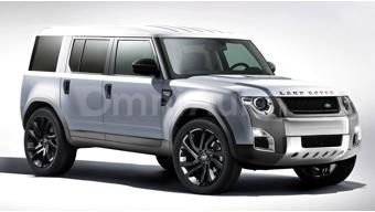 Next-generation Land Rover Defender due in 2020
