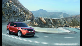 New Land Rover Discovery-What else can you buy