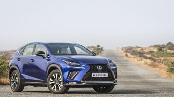 Deliveries for Lexus NX 300h commence in India