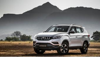 BS6 Mahindra Alturas G4 online bookings commence at Rs 50,000
