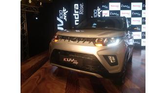 Mahindra KUV100 NXT First Look Impressions