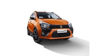 What are the others cars that you can buy for the cost of the BS6 Maruti Suzuki Celerio X