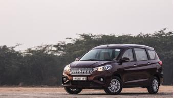 Maruti Suzuki Ertiga emerges as a bestseller in the MUV segment