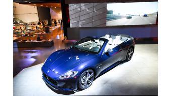 Frankfurt Auto Show 2017: New Maserati GranTurismo shown