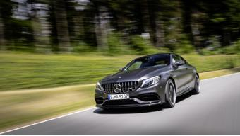 Mercedes-AMG launches C63 Coupe in India at Rs 1.33 crore
