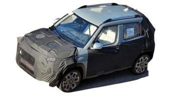 Hyundai AX1 micro-SUV Image