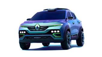 Renault Kiger Image