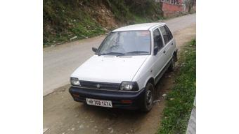 Maruti 800 : The Car For People of India - User Review