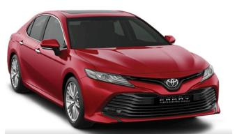 Toyota Camry - Updated and Refreshed