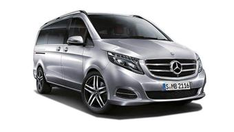 Mercedes Benz V-Class Vs Mercedes Benz E-Class All-Terrain