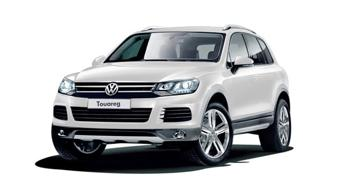 I became a proud owner of Volkswagen Touareg - User Review