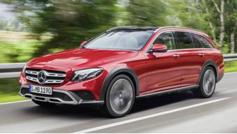 Mercedes-Benz E-Class All-Terrain delisted from official website