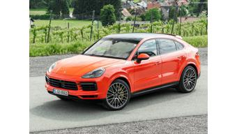 Porsche Cayenne Coupe to be launched in India on 13 December