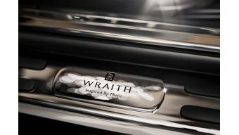 Rolls Royce Wraith    Inspired by Music    Edition introduced in India