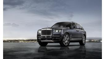 All-new Rolls-Royce Cullinan revealed