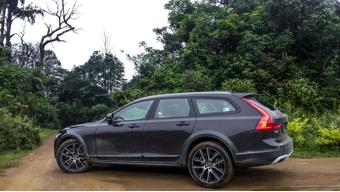 All you need to know about the Volvo V90 Cross Country