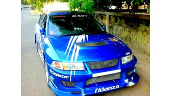 Race on !!! Love Mitsubishi Engineering - User Review