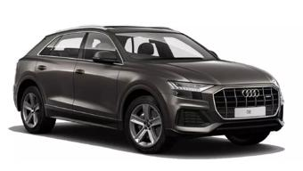 Audi Q8 Vs Mercedes Benz GLS