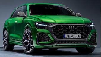 Audi India teases RS Q8 ahead of launch