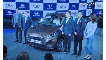 Hyundai Aura introduced in India at Rs 5.79 lakhs