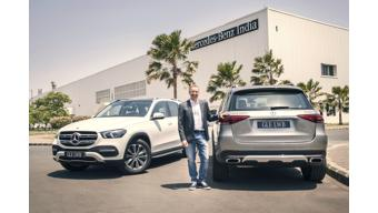 Mercedes Benz GLE gets 450 4MATIC LWB and 400d 4MATIC LWB variants