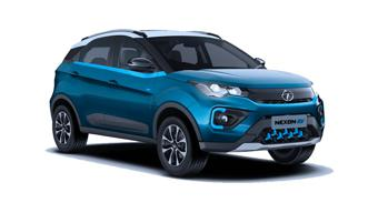 Tata Nexon EV Vs Tata Harrier