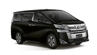Toyota Vellfire Images