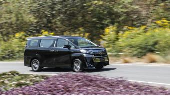 Toyota Vellfire premium MPV launched in India; priced at Rs 79.50 lakhs