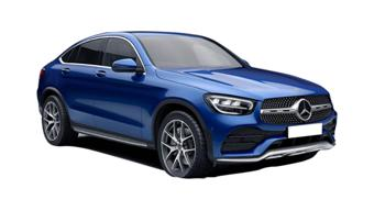 Mercedes Benz GLC Coupe 300 4MATIC