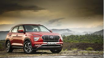 Hyundai Creta emerges as the bestseller in the SUV segment in November 2020