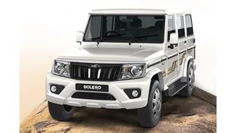 BS6 Mahindra Bolero facelift launched at Rs 7.76 lakh
