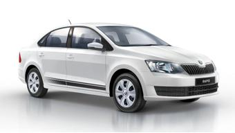 Skoda Rapid Rider trim discontinued